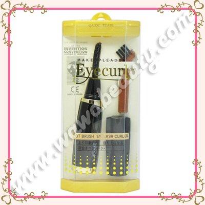 Eyecurl II Professional Heated Eyelash Curler, Black