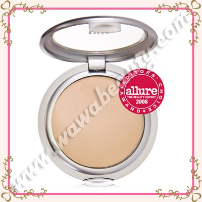 Pur Minerals 4-in-1 Pressed Mineral Makeup Foundation SPF 15, Porcelain