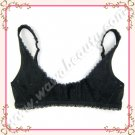 Victoria's Secret Very Sexy French Lace Sling Push Up Bra, Black, Medium