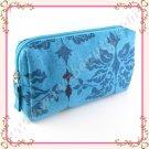 Target Blue & Aqua Makeup Bag