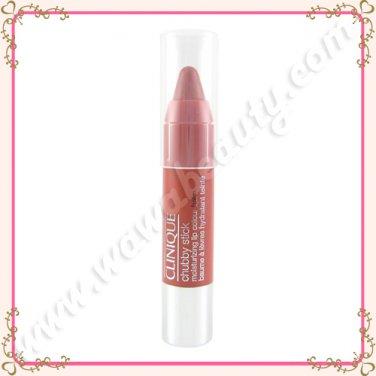 Clinique Chubby Stick Moisturizing Lip Colour Balm, 04 Mega Melon, 0.04oz / 1.2g