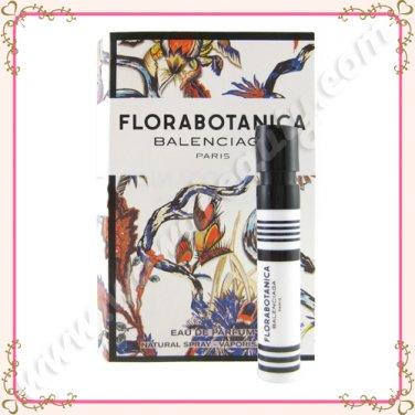 Balenciaga Florabotanica Eau de Parfum EDP Natural Spray, 0.04oz / 1.2ml