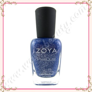 Zoya PixieDust Special Texture Edition Nail Polish, Sunshine, 0.5oz / 15ml