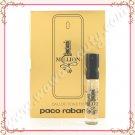 Paco Rabanne 1 Million Eau de Toilette EDT Spray, 0.05oz / 1.5ml