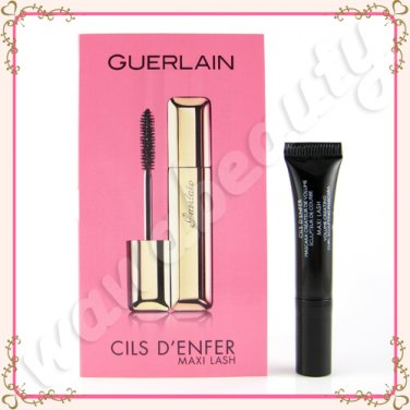 Guerlain Cils d'Enfer Maxi Lash Volume Creating Curl Sculpting Mascara, 01 Noir, 1.5ml / 0.05oz
