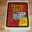 "WACKY PACKAGES OLD SCHOOL3 COMPLETE PUZZLE ""HIPPY DAYS"" 9/9  NEW SERIES"
