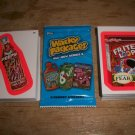 "WACKY PACKAGES 2011 ANS8 COMPLETE ""PINK BORDER"" SET 55/55 NICE!! GREAT PRICE!!"