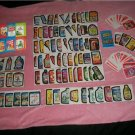WACKY PACKAGES ANS8 MINI MASTER SET BASE,PINK,MAGNET,BTTP,GTM,MOTION SET & MORE!