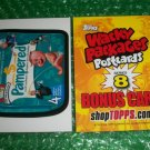 "2012 WACKY PACKAGES SERIES8 """"PAMPERED"""" BONUS CARD #TS14"
