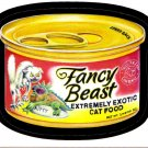 2013 WACKY PACKAGES ANS10 ***FANCY~BEAST*** BONUS STICKER  B6 VHTF!!