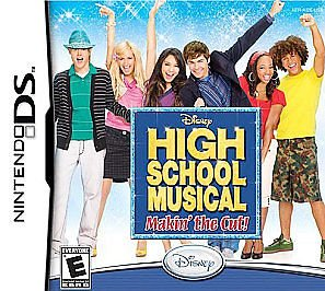 High School Musical: Makin' the Cut!  (Nintendo DS, 2007)