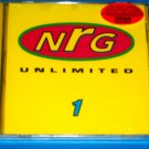 NRG Unlimited, Vol. 1 (CD)  BRAND NEW!!