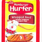 2013 WACKY PACKAGES ANS11 RED BORDER **HAMBURGER HURTER** STICKER #38