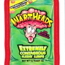 2013 WACKY PACKAGES ANS11 RED BORDER **WARTHEADS** STICKER #41
