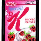 2013 WACKY PACKAGES ANS10 ***SPECIAL K*** BONUS STICKER  B2