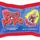 2013 WACKY PACKAGES ANS11 RED BORDER **RING POPE** (RING POPS) STICKER #34
