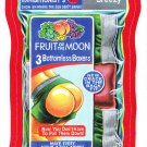 2013 WACKY PACKAGES ANS11 RED BORDER **FRUIT OF THE MOON** STICKER #55