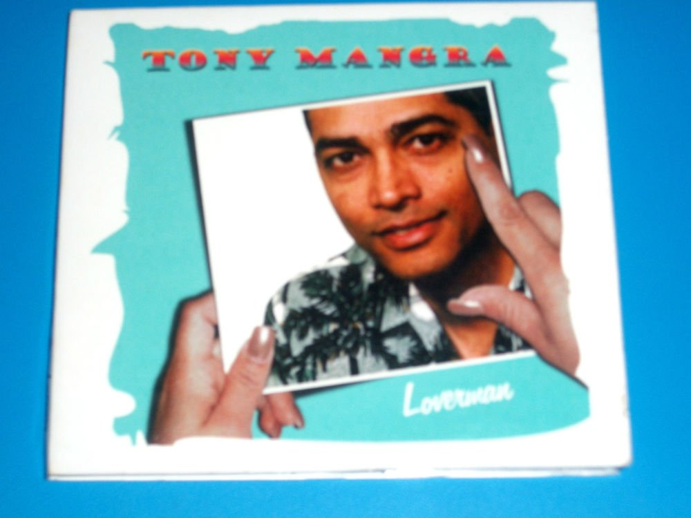 Loverman by Tony Mangra (CD, Apr-2002, Lot of Movement Music)