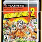 "2013 WACKY PACKAGES ANS11 ""HORDERLANDS"" (BORDERLANDS) COMPLETE PUZZLE 9/9"
