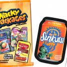 2013 WACKY PACKAGES ANS11 ***SUNKURST*** BONUS STICKER  B10