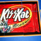 "2010 WACKY PACKAGES ANS7 ""KISS~KAT"" PUZZLE + MORE!"