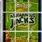 "WACKY PACKAGES ANS9 ""ASPARAGUS JACKS"" PUZZLE + MORE!"