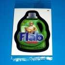 WACKY PACKAGES ANS9 BONUS CARD **FLAB**  B1 IN CELLO  NM/MINT!!  TARGET!!