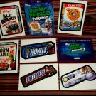 WACKY PACKAGES SERIES9 LIMITED ARTIST-SIGNED POSTCARD SET (6) W/COA NEW SERIES!