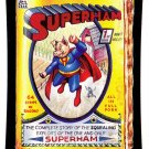 WACKY PACKAGES ANS4 ***SUPERHAM*** SAN DIEGO COMIC CON PROMO CARD P1  HTF!!