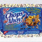 2011 WACKY PACKAGES ANS8 SILVER FLASH FOIL **CHOPS AHOY!** #26 NM