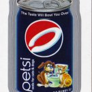 2013 WACKY PACKAGES ANS10 SILVER CARD **PETSI**(PEPSI) #12 NEW SERIES