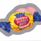 2013 WACKY PACKAGES ANS11 SILVER CARD **DUBBLE BUBBLE BUTT** #46 NEW SERIES