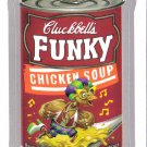 2013 WACKY PACKAGES ANS11 SILVER CARD **CLUCKBELL'S FUNKY** #17 NEW SERIES