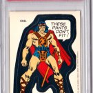 1975 MARVEL COMIC BOOK SUPER HEROES **KULL** PSA GRADED 8.5 NM-MT+   GPK