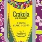 "WACKY PACKAGES FLASHBACK1 SILVER BORDER """"CRAKOLA"""" #23  NM"