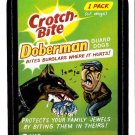 2013 WACKY PACKAGES ANS11 DIE-CUT ***CROTCH BITE*** #40 INSERT CARD