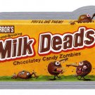 2013 WACKY PACKAGES ANS10 SILVER CARD **MILK~DEADS** #3 NEW SERIES