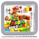2013 WACKY PACKAGES ANS10 SILVER CARD **POOPER MARIO** #5 NEW SERIES