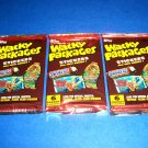 2004 WACKY PACKAGES ALL NEW 1ST SERIES LOT OF THREE SEALED PACKS****3 PACKS WOW!
