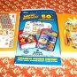 2017 WACKY PACKAGES 50TH ANNIVERSARY COMPLETE 90-STICKER BRONZE SET + WRAPPER