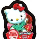 "2015 WACKY PACKAGES SERIES 1 ""HELLO KIDNEY"" #94 STICKER! NM"