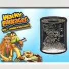 "2017 Topps Wacky Packages 50th Anniversary MEDALLION ""HAWAIIAN PUNKS"" 81/99"