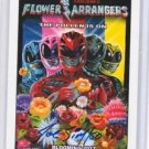 "2017 WACKY PACKAGES 50th ANNIVERSARY JOE SIMKO AUTO ""FLOWER ARRANGERS"" 01/25"
