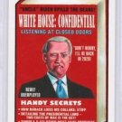 "2017 WACKY PACKAGES/GPK TRUMPOCRACY 1ST 100 DAYS ""WH CONFIDENTIAL BY JOE BIDEN"""