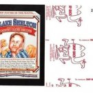 "2017 Wacky Packages 50th Anniversary RED LUDLOW ""BLAKE SHELTON BISCUITS"" 22/25"