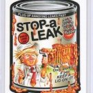"2017 WACKY PACKAGES TRUMPOCRACY THE 1ST 100 DAYS ""STOP-A-LEAK"" LIMITED EDITION"
