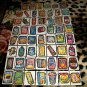 """2012 WACKY PACKAGES ALL NEW SERIES 9 {ANS9} COMPLETE 55 """"SILVER BORDER"""" SET NICE"""