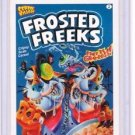 "2012 CEREAL KILLERS 1ST SERIES ""FROSTED FREEKS"" #2 STICKER-ONLY 99 CENTS"