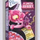 "2017 WACKY PACKAGES 50th ANNIVERSARY SILVER STICKER ""FLUNKIN'BERRY CEREAL"" 28/50"