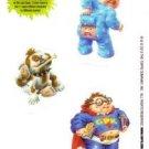 2013 GARBAGE PAIL KIDS BRAND NEW SERIES 3 (BNS3) STICKER SCENE CARD #5
